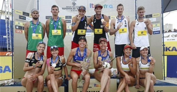 Meet this weekend's winners around the globe