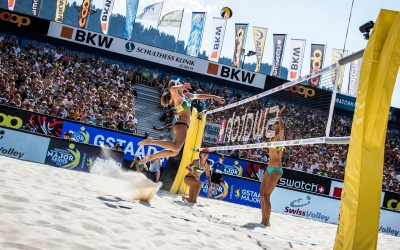 Provisional Beach Volleyball Olympic Ranking published