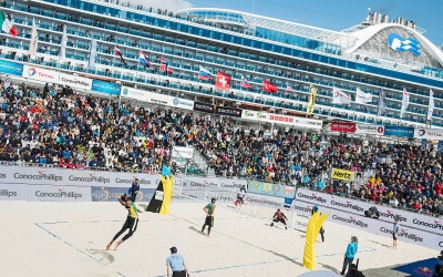 #Road2Rio: Stavanger to host European Continental Cup Finals