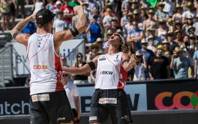 Champions to clash for the win in Gstaad