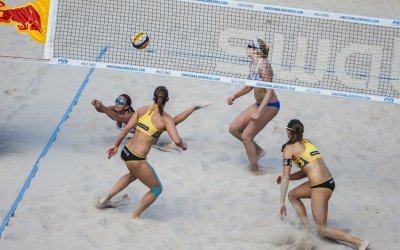 US girls are five alive at #FTLMajor